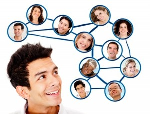 Social networking is an important part of finding a job.