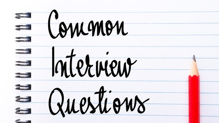 Common Interview Questions  Common Interview Questions