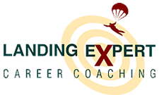 Landing Expert Career Coaching Logo